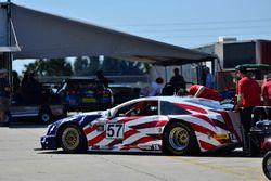 #57 TA Cadillac CTSV, David Pintaric of Kryderacing