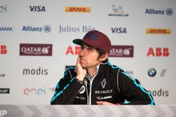 Nicolas Prost, Renault e.Dams, in the Friday press conference