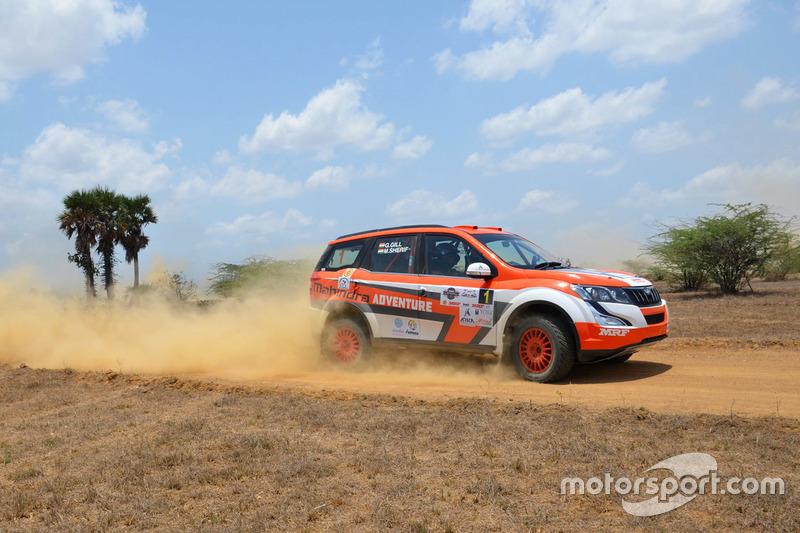 Indian National Rally Championship (Chennai)