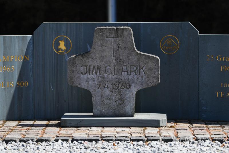 Un homenaje a Jim Clark