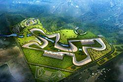 Mount Panorama tasarım konsepti