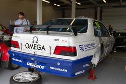 Classic Peugeot 405