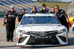 Erik Jones, Joe Gibbs Racing, Toyota Camry Freightliner