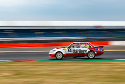 Classic Holden Commodore touring car