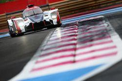 #22 United Autosports Ligier JSP217 - Gibson: Philip Hanson, Bruno Senna