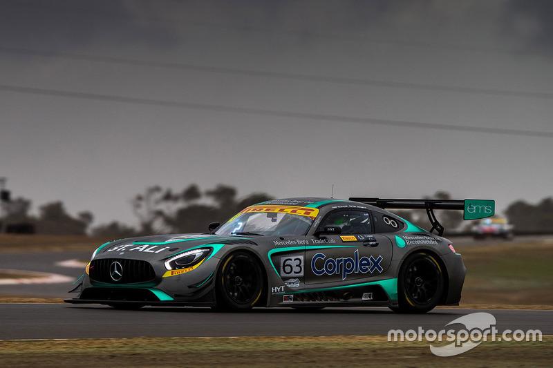 #63 Eggleston Motorsport Mercedes-AMG GT3: Peter Hackett, Jake Fouracre