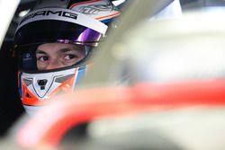 #47 HTP Mercedes-MAG GT3: Dominik Baumann