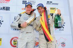 Podyum: #588 Porsche 911 GT3 Cup (997): Ralf Schall, Christopher Gerhard