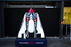 La carrosserie de la Williams FW41