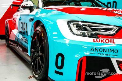 Ливрея Audi Sport Leopard Lukoil Team