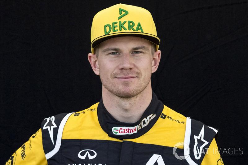 Nico Hulkenberg, Renault Sport F1 Team (Sigue)