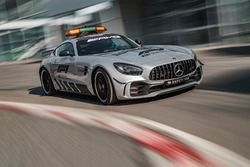 Mercedes-AMG GT R, Safety Car oficial de la F1 2018
