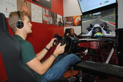 Marcus Ericsson, Viaje dentro de la mente de los conductores evento organizado por Pirelli y Formula