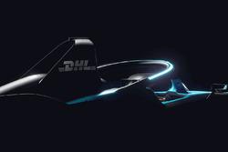 Teaser della monoposto Formula E 2018-2019