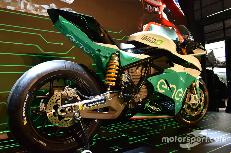 MotoE bike