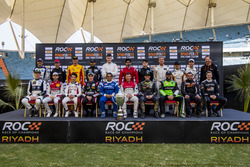 Familiefoto Race of Champions