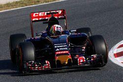 Pierre Gasly, Toro Rosso STR10