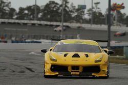 #129 Ferrari of South Bay Ferrari 488: James Camp