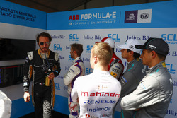 Jean-Eric Vergne, Techeetah, Sam Bird, DS Virgin Racing, Daniel Abt, Audi Sport ABT Schaeffler, Nels