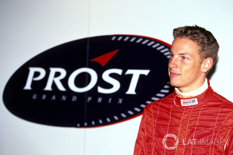 Jenson Button: 1999 - Prost
