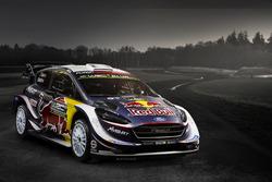 La Ford Fiesta WRC 2018 de M-Sport