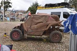 YXZ 1000 R #351: Camelia Liparoti, Angelo Montico