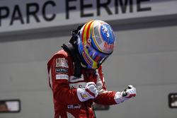 Победитель Фернандо Алонсо, Ferrari