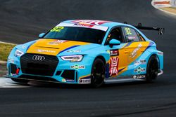 Andy Yan, Audi RS 3 LMS TCR, New Faster Team