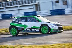 Ян Копецки и Павел Дреслер, Škoda Fabia R5, Škoda Motorsport