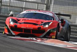 #11 Kessel Racing Ferrari 488 GT3: Davide Rigon, Miguel Molina, Michal Bromiszewski