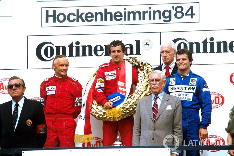GP de Alemania 1984