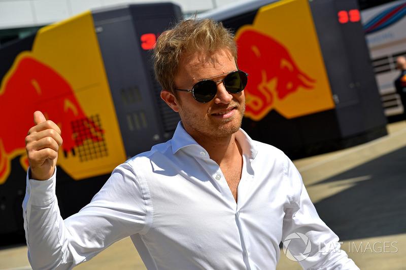 Nico Rosberg, ambassadeur de Mercedes-Benz