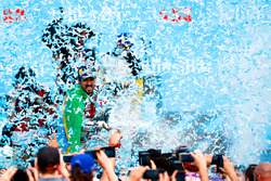 Lucas di Grassi, Audi Sport ABT Schaeffler, wins the Zurich ePrix, with Sam Bird, DS Virgin Racing, in second Jérôme d'Ambrosio, Dragon Racing, in third