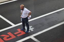 Jo Bauer, délégué technique de la FIA