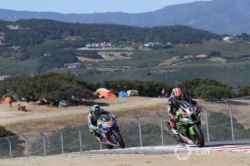 Jonathan Rea, Kawasaki Racing, Josh Herrin, Yamaha
