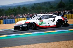 Патрик Пиле, Ник Тэнди, Эрл Бамбер, Porsche GT Team, Porsche 911 RSR (№93)