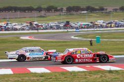 Juan Manuel Silva, Catalan Magni Motorsport Ford, Martin Serrano, Coiro Dole Racing Chevrolet