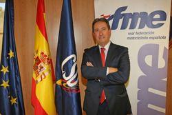 Manuel Casado, presidente RFME