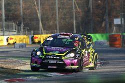 Лоренцо Делла Каза и Лука Бельтраме, Ford Fiesta RS WRC