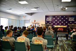 FARA Miami 12 horas Reunión de pilotos en el Homestead-Miami Speedway