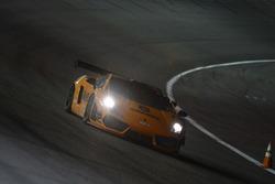 #71 MP1A Lamborghini Gallardo GT3: Sergio Lagana, Bruno Junqueira, Nik Matarangas, and William Freir