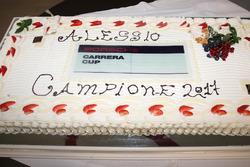 La torta per Alessio Rovera, Tsunami RT