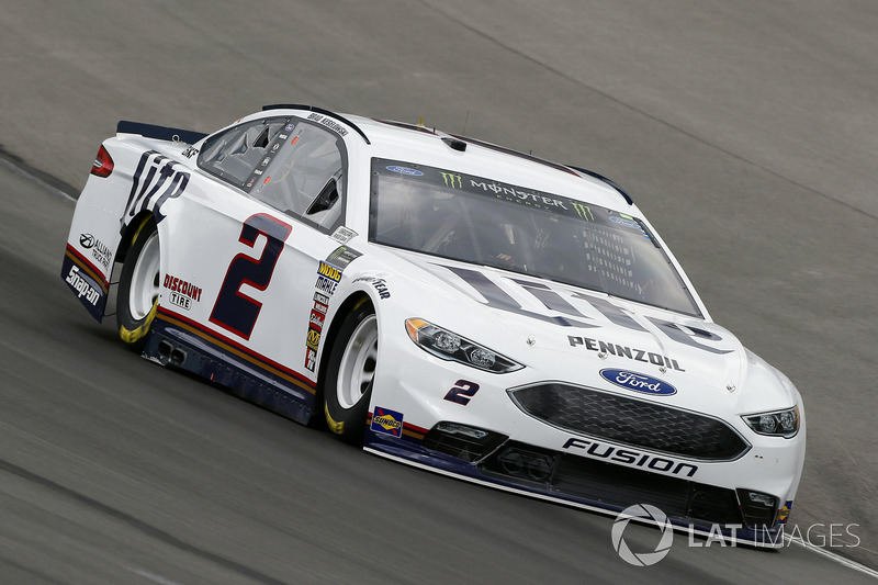 11. Brad Keselowski, No. 2 Team Penske Ford Fusion