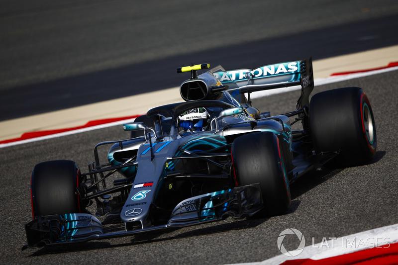 3. Валттери Боттас, Mercedes AMG F1