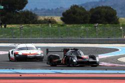 #5 CEFC TRSM RACING Ginetta G60-LT-P1: Charles Robertson