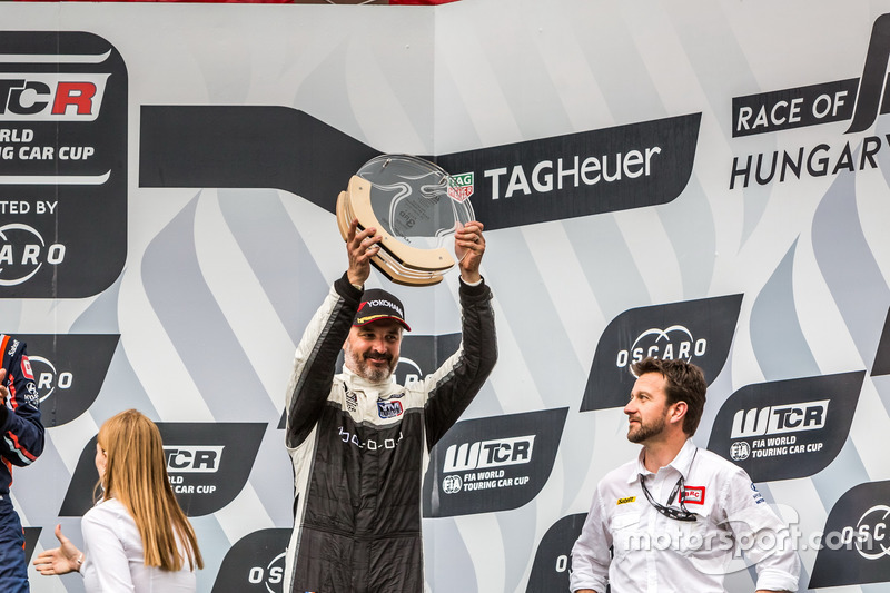Podyum: 3. Yvan Muller, YMR Hyundai i30 N TCR