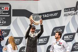 Podium: third place Yvan Muller, YMR Hyundai i30 N TCR