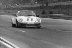 #4 Porsche 911 Carrera 3.0: Fritz Müller, Herbert Hechler, Karl-Heinz Quirin