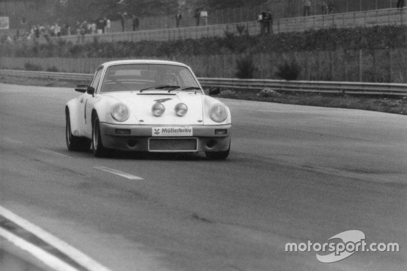 1976: Fritz Müller, Herbert Hechler, Karl-Heinz Quirin (Porsche 911 Carrera 3.0)