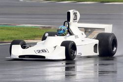James Hagan, Hesketh 308/1